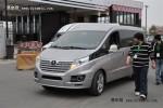 北京车展抢先探馆 江淮高端MPV定名和畅