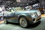 宾利SUV确定量产  预计定价12万英镑