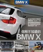 你所不知道的BMW X 宝马四驱的前世今生