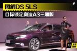 实拍图解DS 5LS 目标锁定奥迪A3三厢版
