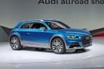 奥迪Allroad猎装概念车首发 亮相北美车展