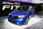 本田全新一代国产飞度有望今年4月上市