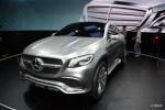 2014北京车展 奔驰MLC概念版亮相