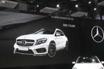 奔驰全新GLA45 AMG上市 售57.8万元