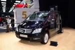 福建奔驰唯雅诺合伙人版上市 售57.90万元