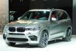 宝马全新X5 M和X6 M上海车展正式上市