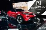 广汽丰田首款小型SUV或亮相上海车展 基于C-HR打造
