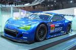 斯巴鲁BRZ GT300赛车亮相东京车展