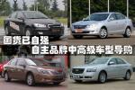 国货已自强 自主品牌中高级车型导购