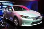 雷克萨斯全新ES250全球首发 车展阵容曝光
