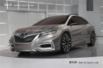 本田概念车Concept C亮相 广本明年引入