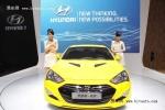 进口现代实力阵容助阵长春国际车展