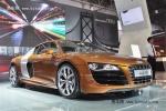 奥迪R8 V10车型2012西安车展解析
