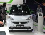 Smart electric drive上市 售23.5万元