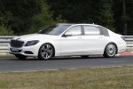 迈巴赫继任者奔驰S600 轴距加长20厘米