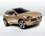 阿尔法罗密欧SUV车型或将于2016年发布