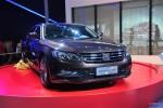 2015上海车展 众泰全新旗舰轿车Z700亮相