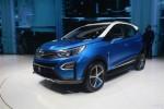 比亚迪元上海车展首发亮相 预计年内上市