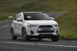 三菱ASX英国推出新车型 搭1.6T柴油发动机