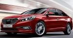 现代索纳塔海外推新款 增1.7L柴油发动机