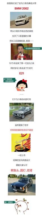 136万辆销售传奇! 第一代宝马3系E21