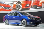 日产新款Sentra亮相洛杉矶车展 年内上市