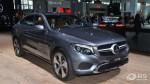 奔驰GLC Coupe亮相纽约 轿跑造型/或国产