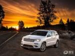 Jeep新款大切诺基Summit纽约车展正式发布