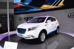 国内首款纯电动SUV 华泰xEV260正式发布