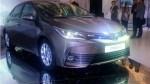 丰田新款卡罗拉发布 外观激进/增科技配置