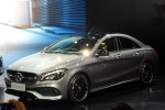 奔驰新款CLA上市 售26.7万-37.8万元