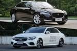 产品力vs性价比 奔驰E300L对比捷豹XFL