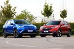 20万买SUV RAV4荣放和CR-V谁更好?