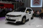 雪铁龙C3-XR 1.2T车型将于11月11日上市
