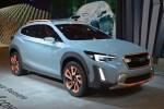 斯巴鲁广州车展阵容 全新XV原型中国首秀