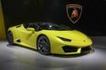 Huracan后驱敞篷版发布 售价328.9万元