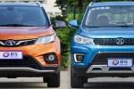 八万元买小型SUV 选东南DX3还是绅宝X35?