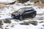 宝沃BX7冰雪试驾 在阿尔卑斯雪山上撒把野