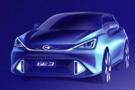传祺GE3北美车展首发 或2017年3月上市
