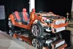 奇瑞打造四款平台 M1X平台发布兼容A级车/MPV等