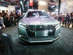 DS 6 So Paris限量版车型上海车展国内首发