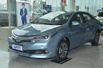 丰田卡罗拉/雷凌将推插混车型 或2018年上市