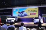 江淮汽车两大领域新品亮相武汉华中国际车展