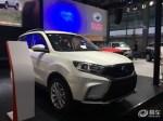 陆风携旗下全新小型SUV陆风X2亮相深港澳车展