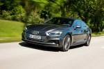 奥迪A5 g-tron双燃料车体验 比汽油更实惠的选择