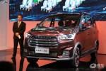 长安睿行S50T重庆车展首发亮相 颜值提升