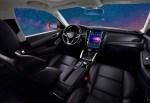 众泰新款SR7内饰官图发布 材质更新/配置提升
