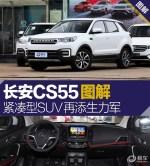 紧凑型SUV再添生力军 大连新美联长安CS55到店