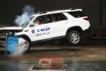 2017年度第二批C-NCAP评价车型结果发布