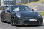 新款保时捷911 GT3 RS谍照曝光 或搭载4.2L发动机